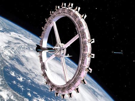 Prvi vesoljski hotel na svetu se bo odprl leta 2027