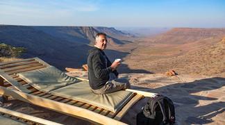 Grootberg Lodge - Namibija