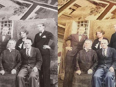 Črnobelo v barvah - Photoshop