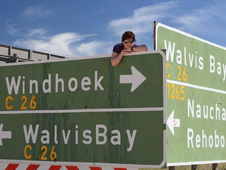 Namibija FotoPOTEP - Zapis po mojem fotospominu