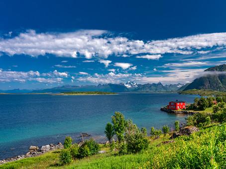 Norveška - Uvod in nasveti za FotoPOTEP