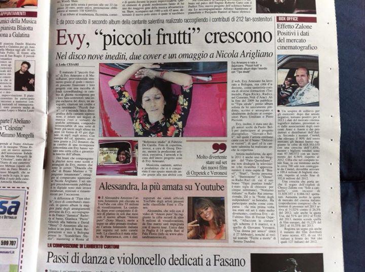 2014 Evy Arnesano Piccoli frutti