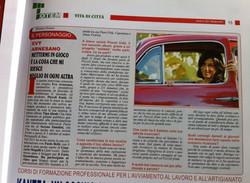 Totem, Ottobre 2013 Evy Arnesano