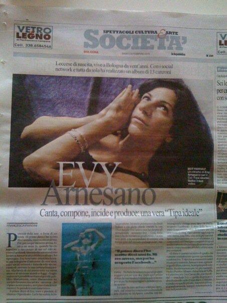 Evy-arnesano La Repubblica