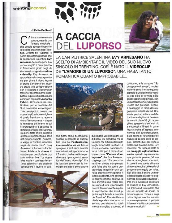 Trentino mese, gennaio 2013_Evy Arnesano