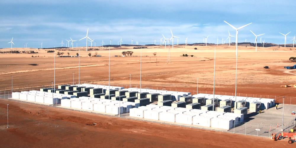 Hornsdale Tesla Power Reserve
