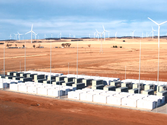How the rise of large-scale battery farms can be a game-changer