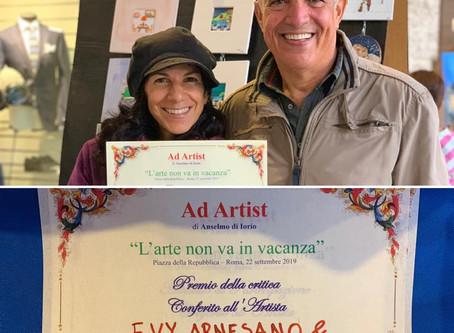 Premio della Critica Lucrezia Rubini