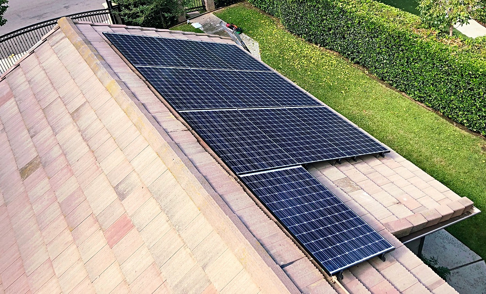 solar panels for small homes