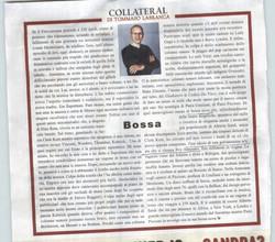 Evy Arnesano. Film tv del 2/3/2010 collateral di Tommaso Labranca