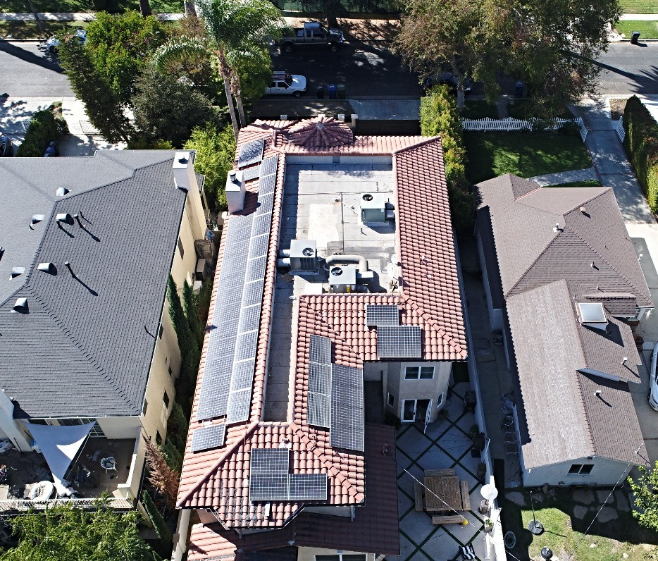solar company in sherman oaks