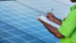 Solar technicians