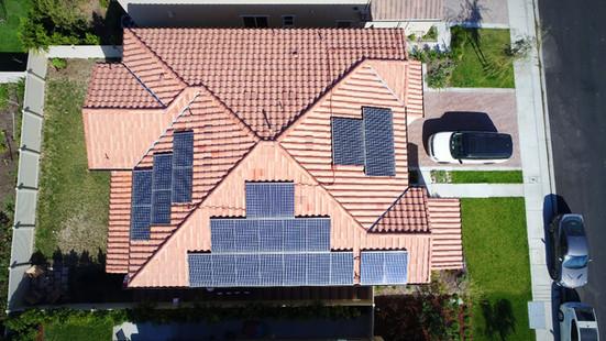 solar panel energy system