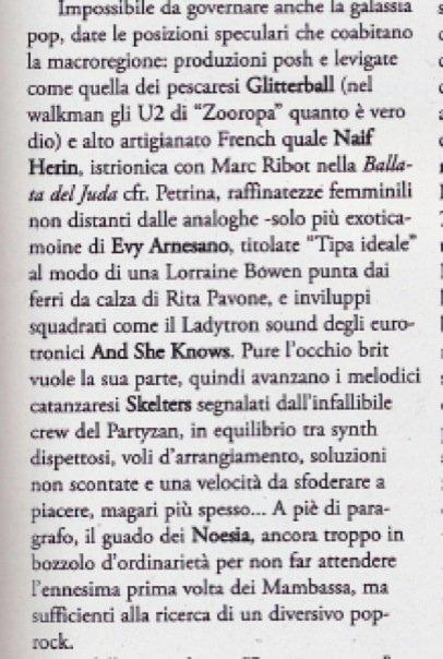 Evy Arnesano. Blow up