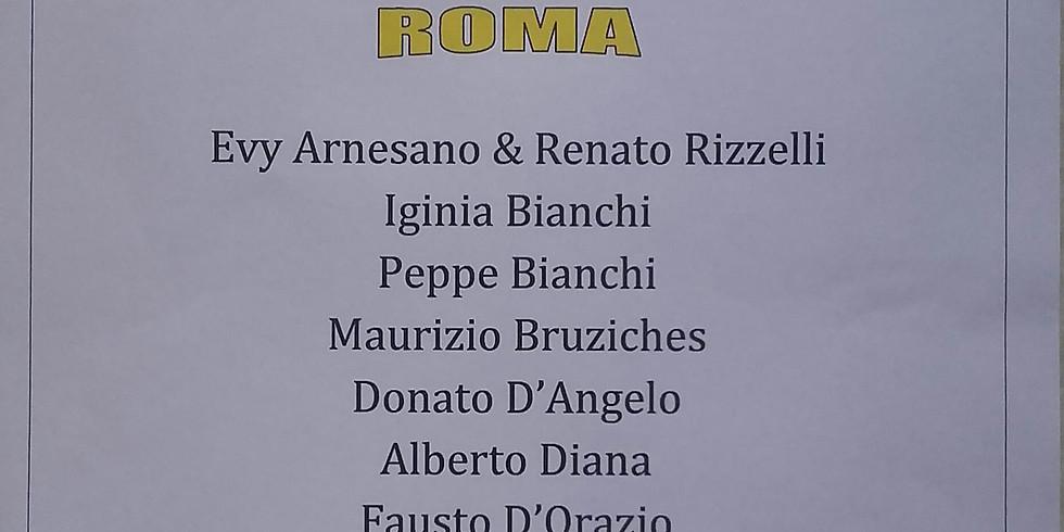 Pietre Parlanti in Viale Europa (Roma)