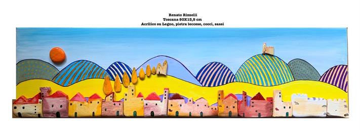 Borgo toscano Naif