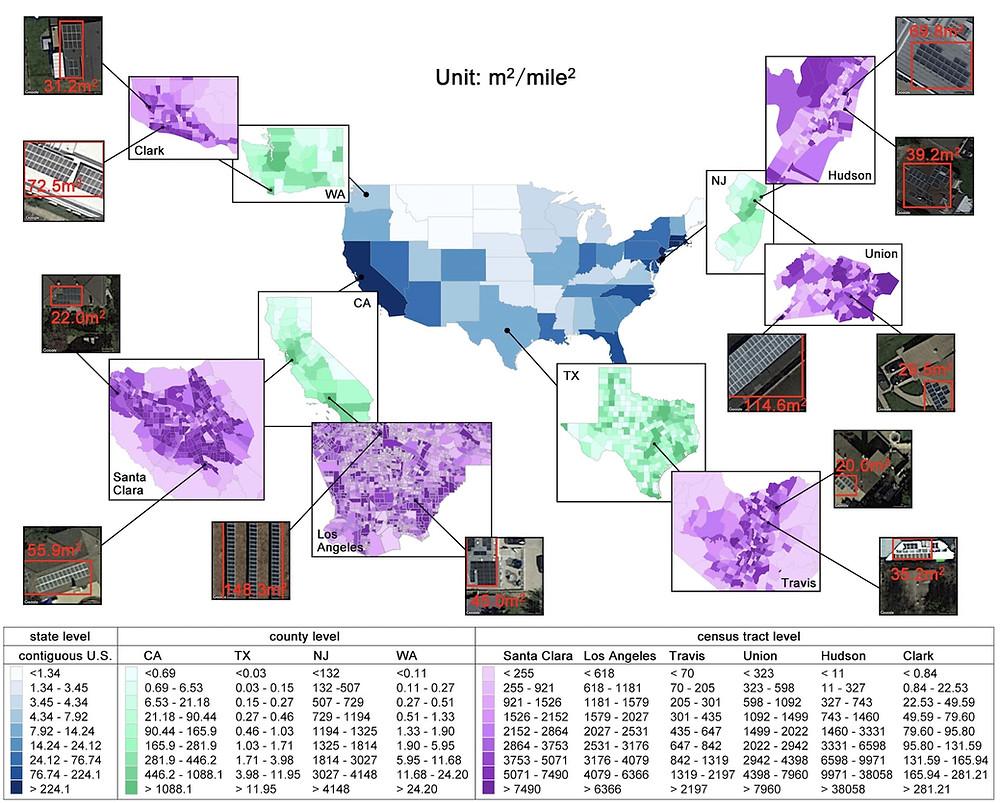 Stanford's DeepSolar AI