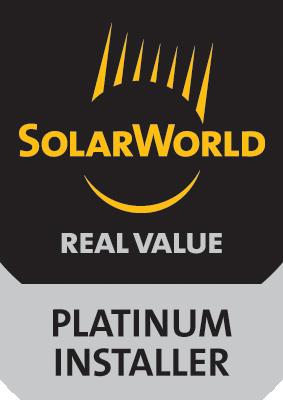 SolarWorld solar panels