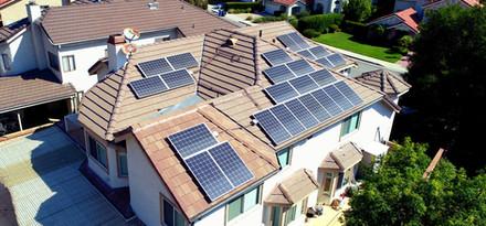 solar energy system install