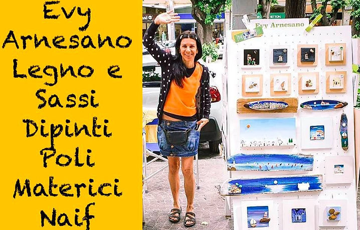 Evy-Arnesano-Legno-e-Sassi-Dipinti-Polim