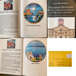 Catalogo collezione arte naif di Luigi Braghiroli: Evy Arnesano e Renato Rizzelli