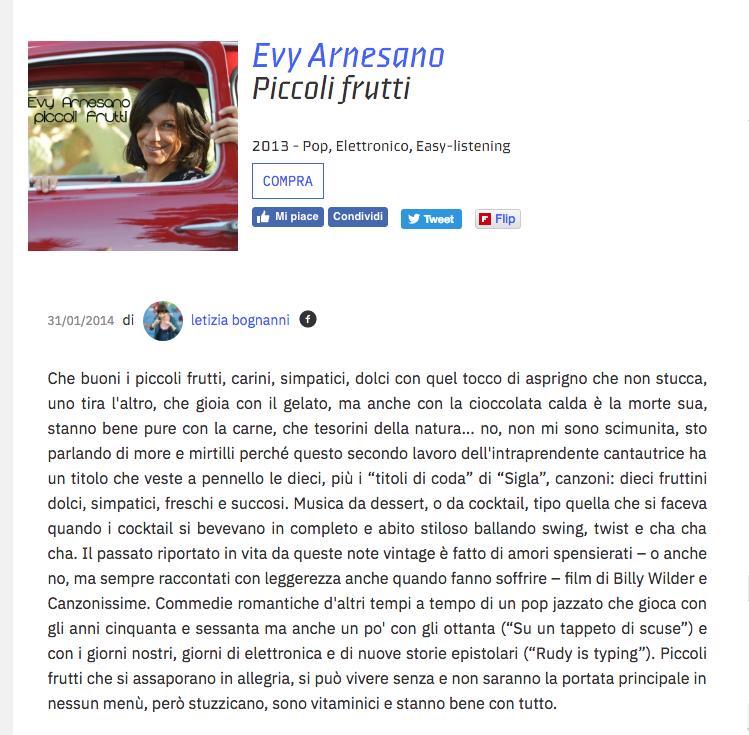 Rock it 2014 Evy Arnesano