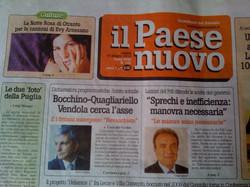 Evy Arnesano. Il Paese nuovo 2010__