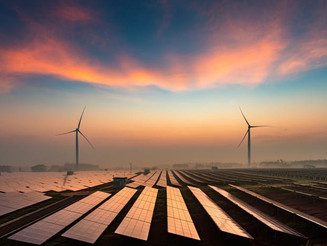 Renewable Energy to Hit Critical Mass by 2035