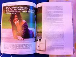Salento review marzo 2013, Evy Arnesano
