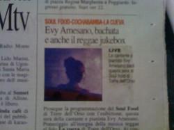 2010. Evy Arnesano Nuovo Quotidiano di Puglia