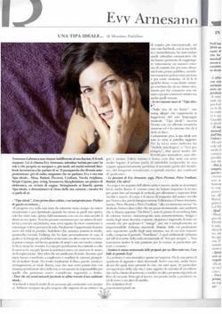 Rockerilla aprile 2010 Evy Arnesano
