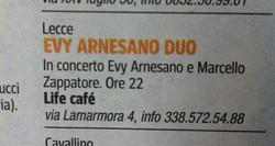2013 Evy Arnesano