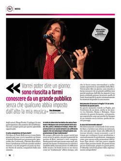 2011, Evy Arnesano