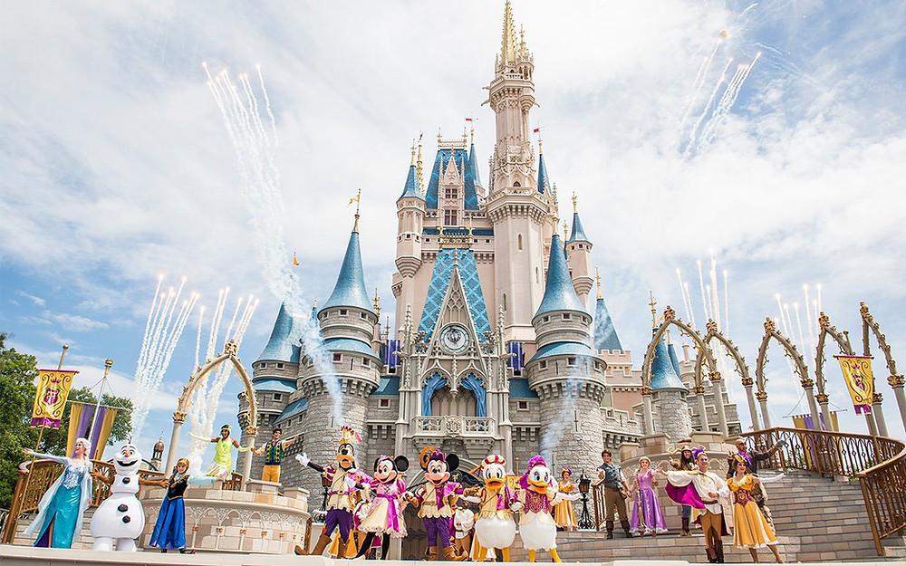 Disney World installs solar panels