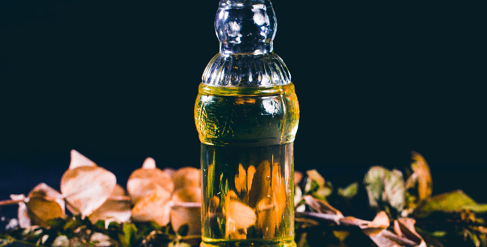 Mint Lemongrass Oil Té Roll-On