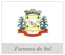 Formosa do Sul - SC