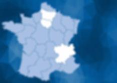 Les agences PVC Systeme en France
