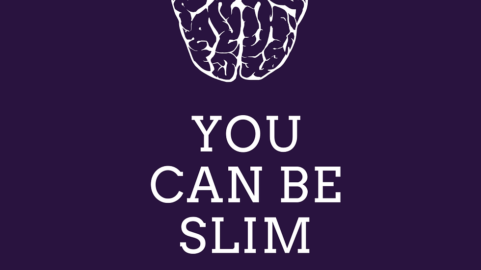 You Can Be Slim