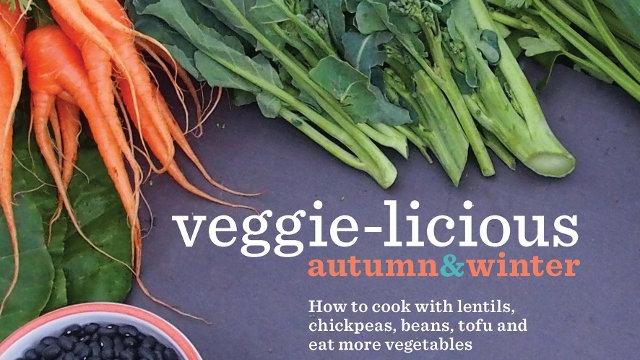 veggie-licious autumn & winter e-book
