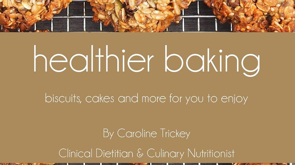 Healthier Baking Ebook