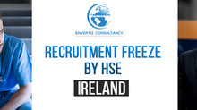 Ireland: HSE imposing recruitment freeze due to 'financial pressure in the system'