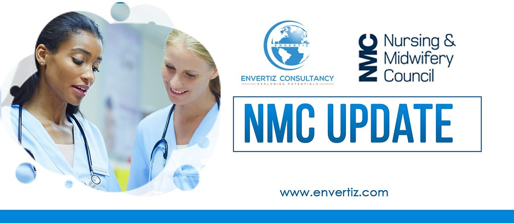 NMC Fee Update