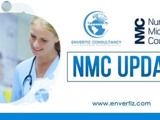 Changes on NMC Overseas Registration Fees