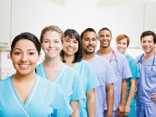 IELTS Clubbing Approved for UK Nursing Registration