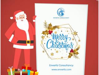 Merry Christmas from Envertiz