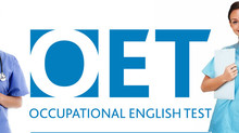 OET accepted for UK Nursing Registration