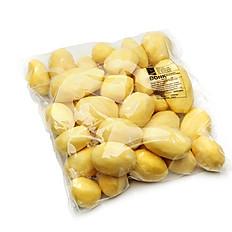 Geschilde aardappelen