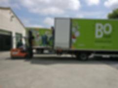 Bofresh camion