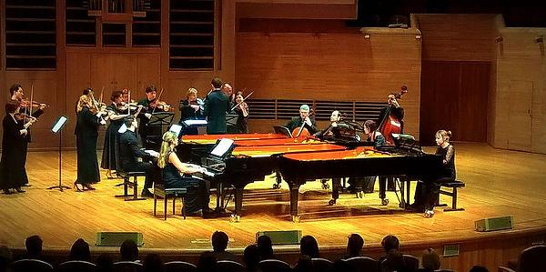 Rondane Kwartet in Moskou
