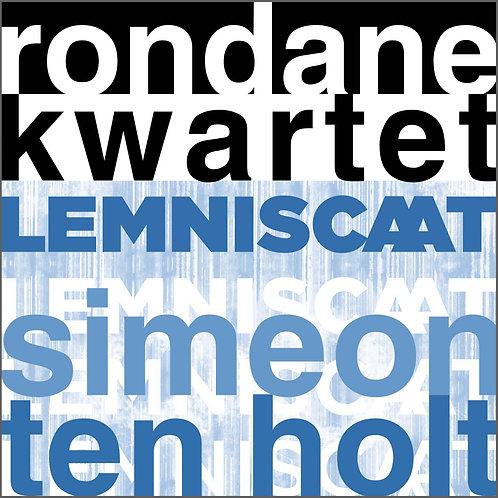 Lemniscaat 2-CD Rondane Kwartet